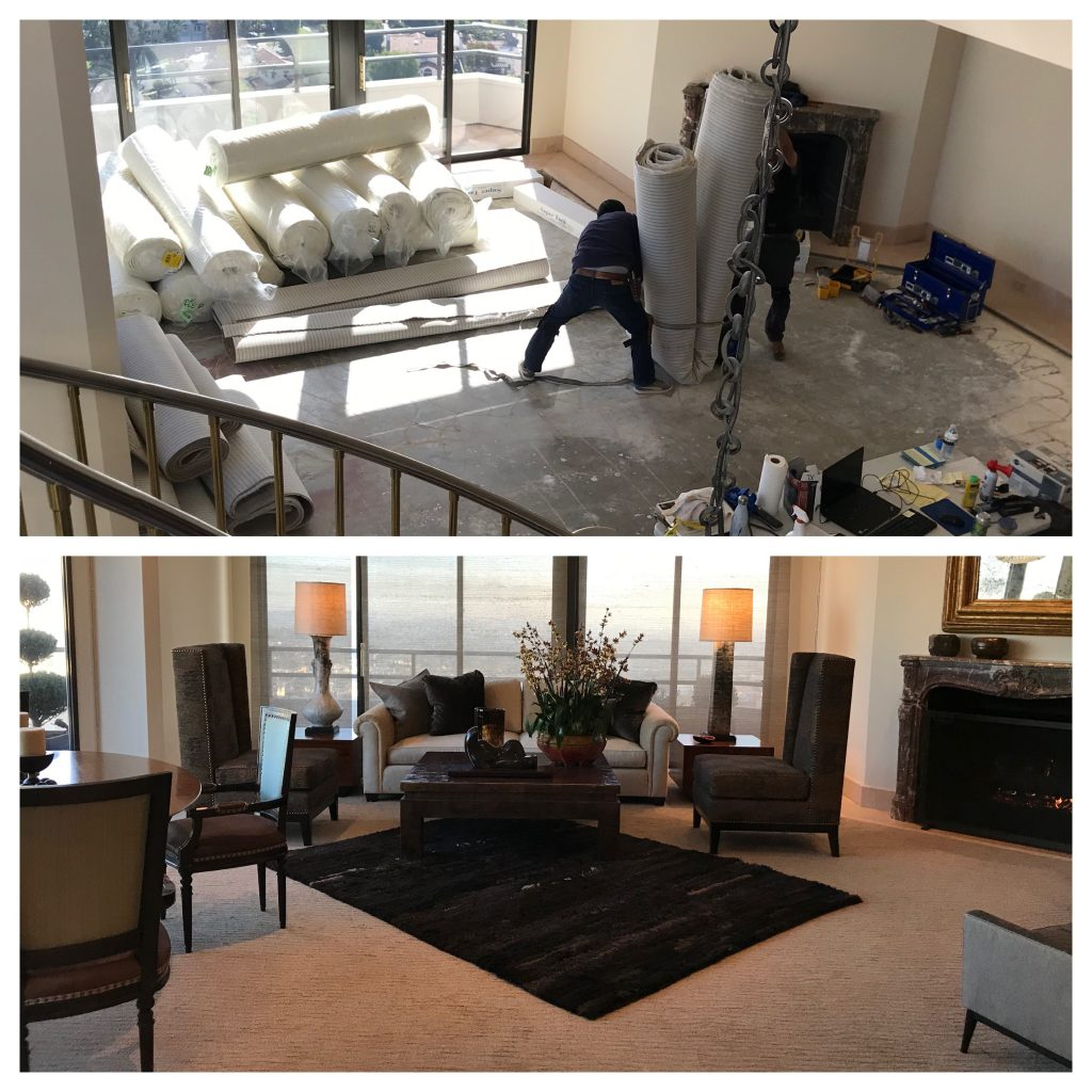 New York Carpets & Flooring Install